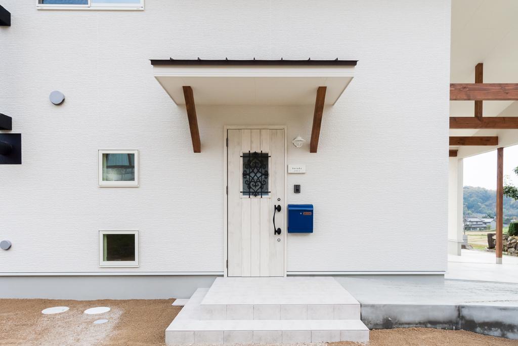 原田様邸0920_Entrance02